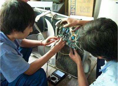 变频空调外机电脑版维修